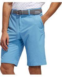 adidas Ultimate365 Golf Shorts - Blue