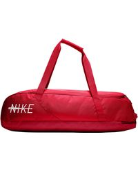 Nike Mvp Clutch Bat Bag - Red