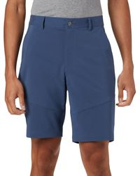 Columbia - Tech Trail Shorts - Lyst