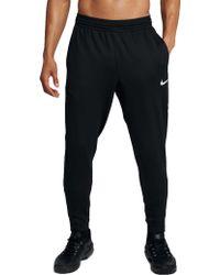 b31dad3a652b Nike - Therma Flex Showtime Basketball Pants - Lyst