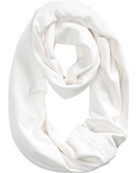 The North Face ' Supine Scarf - White