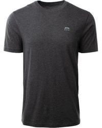 Travis Mathew Yesterday's Outfit Golf T-shirt - Gray