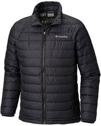 Columbia Powder Lite Insulated Jacket - Black