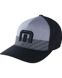 92be73ac82c Lyst - Travis Mathew  bronco  Snapback Hat in Black for Men