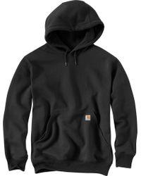 Carhartt   Paxton Heavyweight Hooded Sweatshirt   Lyst