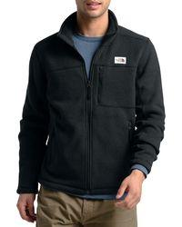 The North Face Gordon Lyons Full Zip Jacket - Black