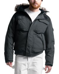 The North Face Gotham Iii Down Jacket - Gray