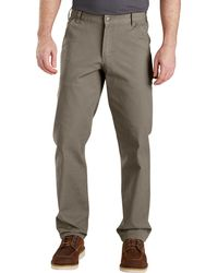 Carhartt - Rugged Flex Relaxed Fit Duck Dungarees - Lyst