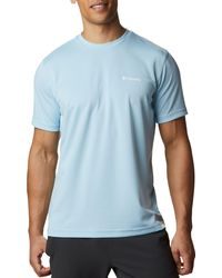 Columbia - Mist Trail Short Sleeve T-shirt - Lyst
