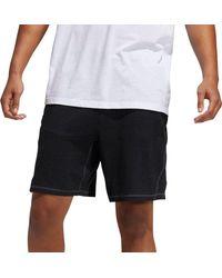 adidas Motion Restore Shorts - Black