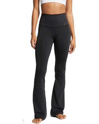 Nike Synthetic Dri Fit Training Flared Tights Lyst They fit like a women's extra small. dri fit training flared tights