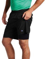 Champion 7'' Lined Sport Shorts - Black