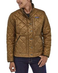 Patagonia Back Pasture Jacket - Brown