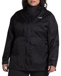 The North Face Venture 2 Rain Jacket - Black