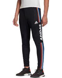 adidas Tiro 19 Wordmark Training Pants - Black