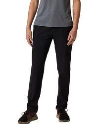 Mountain Hardwear Chockstone Pants - Black
