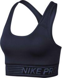 b807cf0f16 Lyst - Nike Indy Jdi Dri-fit Sports Bra in Pink
