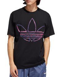 adidas Originals Watercolor T-shirt - Black