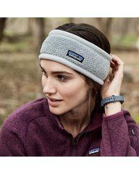 Patagonia Re-tool Fleece Headband - Blue