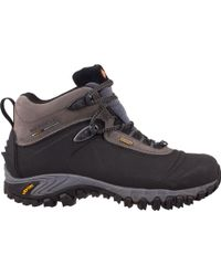 "Merrell Thermo 6"" 200g Waterproof Winter Boots - Black"