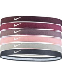 Nike - Swoosh Sport Headbands – 6 Pack - Lyst 17510bde66f1