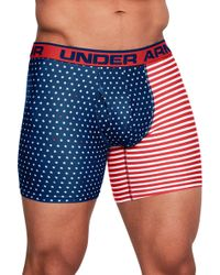 Under Armour - Men's Ua Original Series Printed Boxerjock® - Lyst