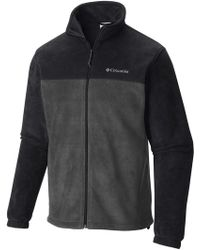 Columbia - Steens Mountain Full Zip Fleece Jacket - Lyst