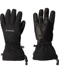 Columbia Woodland Way Ski Gloves - Black