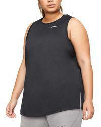 Nike - Plus Size Dri-fit Legend Training Tank Top - Lyst