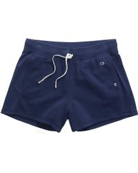 Champion - Heritage French Terry Shorts - Lyst