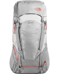 The North Face - North Face Terra 55 Internal Frame Pack - Lyst