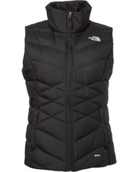 The North Face - Alpz Down Vest - Lyst