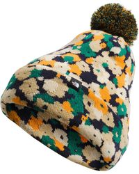 The North Face Ski Tuke Pom Beanie - Multicolor