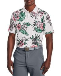 Under Armour Playoff 2.0 Golf Polo - Multicolor