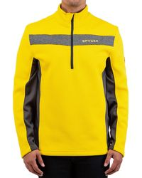 Spyder - Encore 1⁄2 Zip Fleece Jacket - Lyst