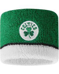 Nike Boston Celtics Wristbands - Green