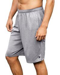 Champion 10'' Core Training Shorts - Gray