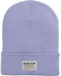 Burton Kactusbunch Tall Beanie - Purple