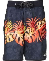 """Quiksilver - Highline Country 19"""" Board Shorts - Lyst"""