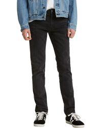 Levi's Premium 511 Slim Jeans - Black