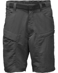 The North Face - Paramount Trail Shorts - Lyst
