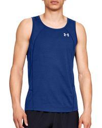 Under Armour - Swyft Running Sleeveless Shirt - Lyst