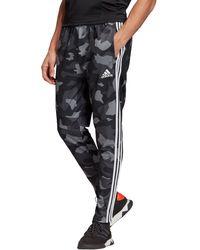 adidas Tiro 19 Camo Training Pants - Black