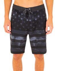"Hurley Phantom Independence 20"" Board Shorts - Black"