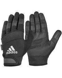 adidas Climacool Performance Fitness Gloves - Gray