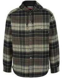 Wolverine Bucksaw Bonded Shirt Jacket - Gray