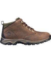 Timberland Mt. Maddsen Waterproof Chukka Boots - Brown