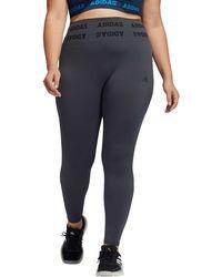 adidas - Women' Aeroknit 7/8 Tight - Lyst