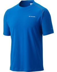 aac8559282f6 Lyst - Nike Men s Flash Dri-fit Soccer T-shirt in Blue for Men