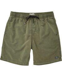 Billabong All Day Layback Shorts - Green